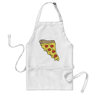 Melty Pizza Adult Apron