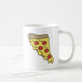 Melty Pizza Coffee Mug