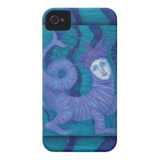 Melusine, Melusina, fantasy, surreal, water spirit iPhone 4 Case