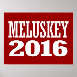 Meluskey - Alex Meluskey 2016 Poster