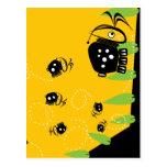 Melva the Bug Postcard
