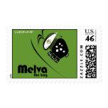 Melva the Bug Stamp