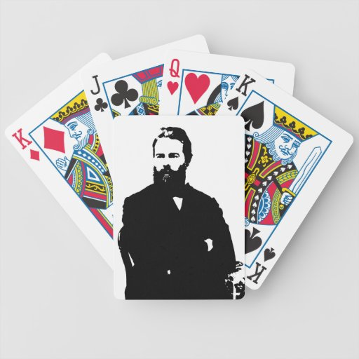 Melville Bicycle Card Decks