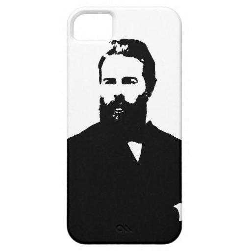 Melville iPhone 5 Covers