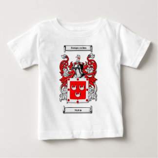 Melvin Coat of Arms Baby T-Shirt