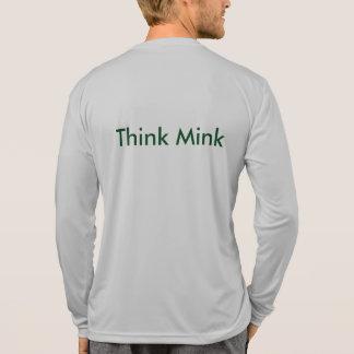 Melvin T. Mink long sleeved tech shirt