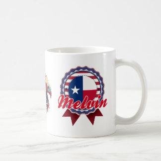 Melvin, TX Taza