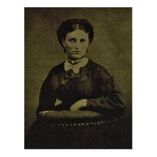 Melvina Jane (RUPP) ZARFOS 1856-1944 Postcard