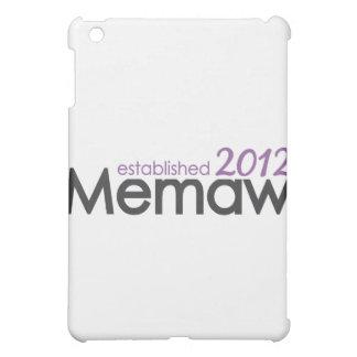 Memaw estableció 2012