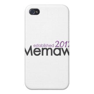 Memaw estableció 2012 iPhone 4 coberturas