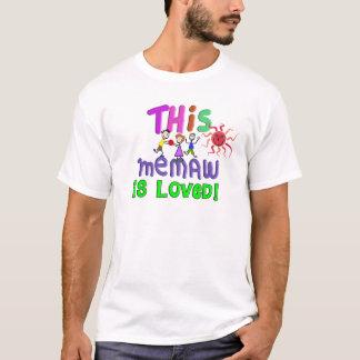 Memaw Grandmother Gifts T-Shirt