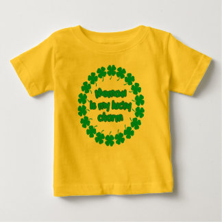 Memaw is My Lucky Charm Baby T-Shirt