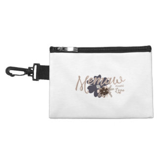 Memaw Means Love Accessories Bag