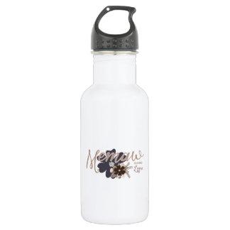 Memaw Means Love Water Bottle