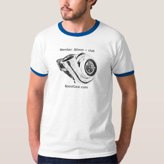 Member:  80mm + Club Turbo Ringer T-Shirt