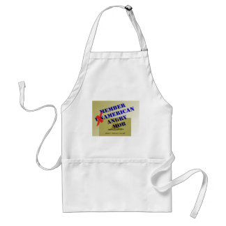 MEMBER American Angry Mob Adult Apron