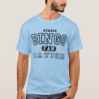 Member BINGO FAN NATION T-Shirt