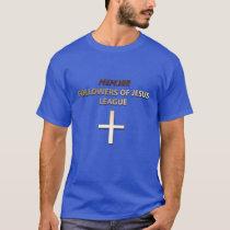 Member: Followers of Jesus League T-Shirt