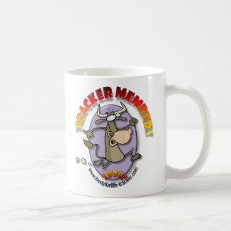 Member - Huffin' Heifer Coffee/Travel/Beer Mugs! Coffee Mug