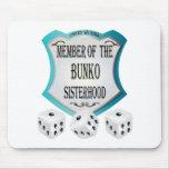Member of the Bunko Sisterhood Mouse Pad