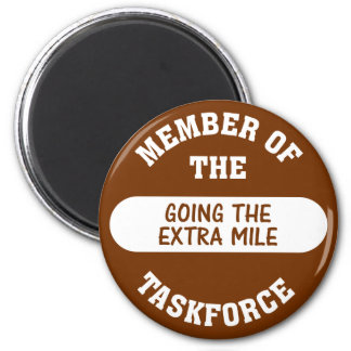 Member of the Going the Extra Mile Task Force Magnet