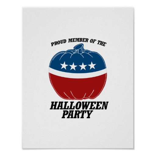 Member of the Halloween Party.png Poster