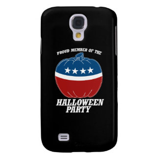 Member of the Halloween Party -.png Samsung Galaxy S4 Case