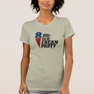 Member of the Ice Cream Party T-shirts