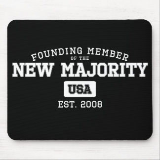 Member of the New Majority - Political Mousepad