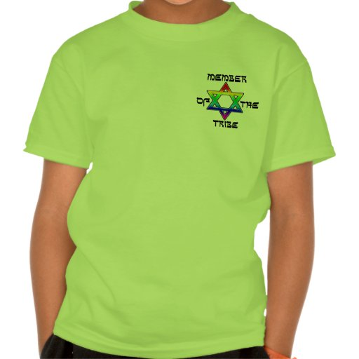 Member of the Tribe 2-Sided Kids' Shirts
