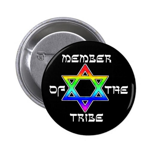 Member of the Tribe Buttons