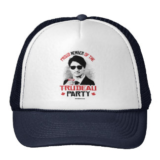 Member of the Trudeau Party -.png Trucker Hat
