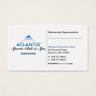 Member Rep Card