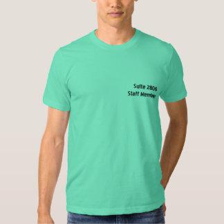 Member staff shirt