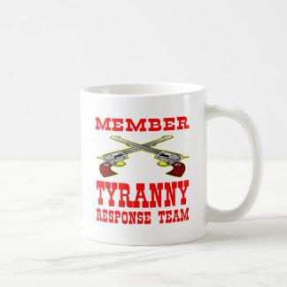 Member Tyranny Response Team Coffee Mug