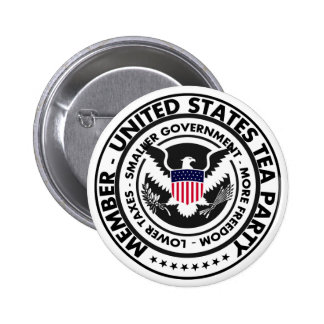 Member: United States Tea Party Pins
