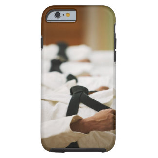 Members of a Judo Dojo Lined Up Tough iPhone 6 Case