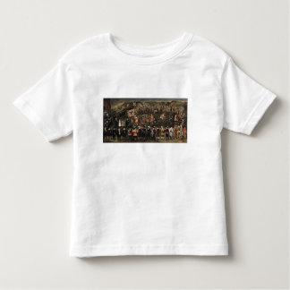 Members of the Brotherhood of St. Barbara Toddler T-shirt