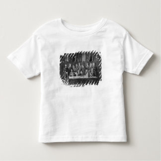 Members of the Commune at the Hotel de Ville Toddler T-shirt