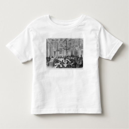 Members of the Commune in session T Shirts