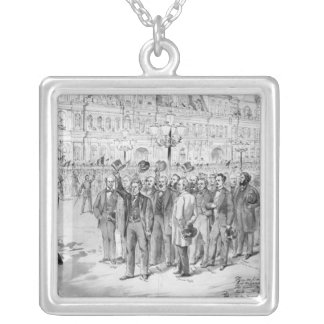 Members of the provisional government pendant