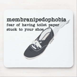 Membranipedophobia Tapete De Ratones