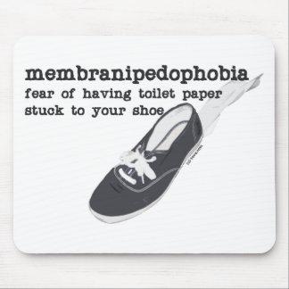 Membranipedophobia Tapetes De Ratones