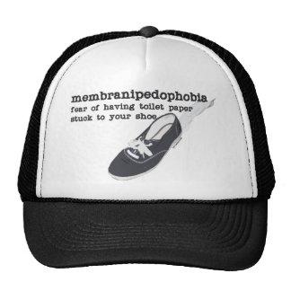 Membranipedophobia Trucker Hat