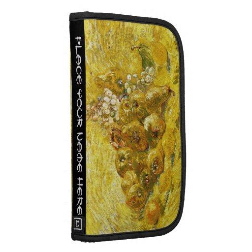 Membrillos, limones, peras y uvas Vincent van Gogh Planificadores