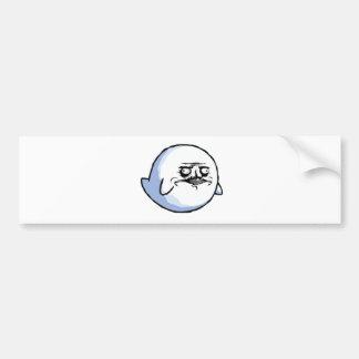 Meme Car Bumper Sticker