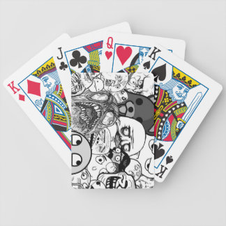 Meme Deck of Card Bicycle Playing Cards