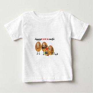 Meme eggs Happy Easter Baby T-Shirt
