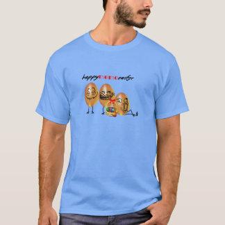 Meme eggs Happy Easter T-Shirt