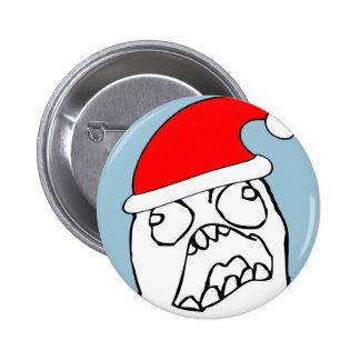 Meme enojado de Navidad de FFFUUU